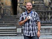 Bronzový medailista ze ZOH v Soči Jan Hudec v Olomouci