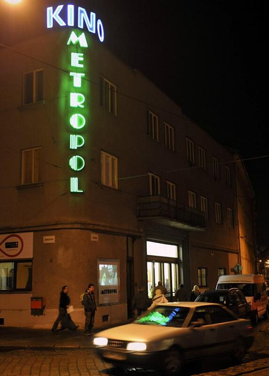 Olomoucké kino Metropol