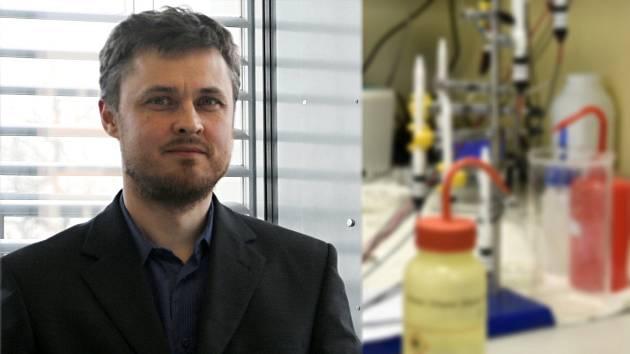 Martin Kubala, děkan Přírodovědecké fakulty Univerzity Palackého v Olomouci