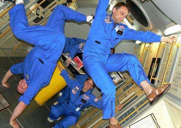 Astronautický kurz v  Huntsville v Alabamě