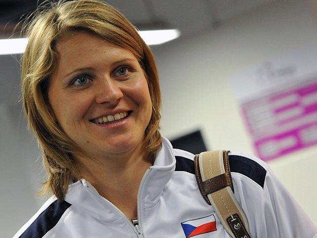 Lucie ŠAFÁŘOVÁ (tenis)