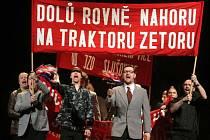 Inscenace Moravského divadla Tančírna