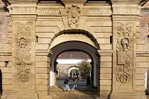 Opravená Terezská brána