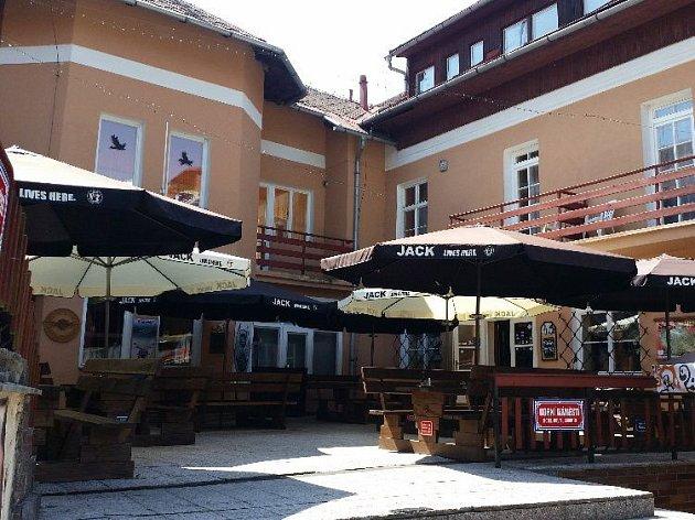 Bikers hotel Dolte, Petrov nad Desnou