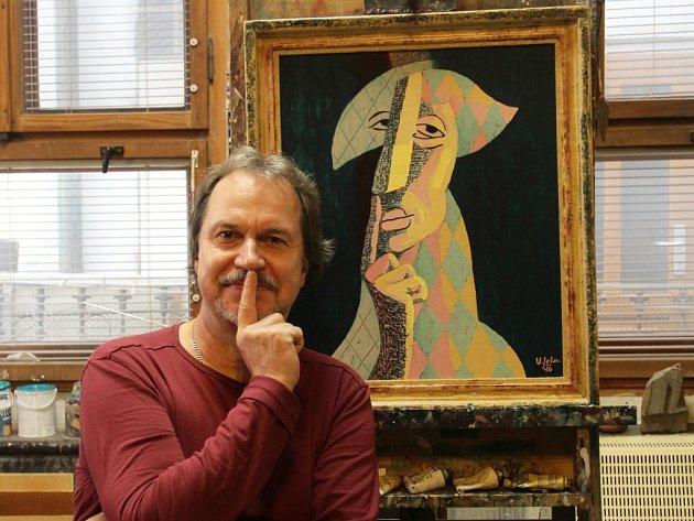 Výstava u příležitosti životního jubilea olomouckého výtvarníka Víta Johna se chystá v Galerii města Olomouce. Vernisáž je naplánovaná na středu 2. listopadu od 17 hodin a k vidění bude přibližně na čtyři desítky obrazů.