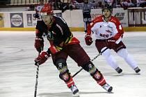 Olomoučtí hokejisté proti Hradci Králové
