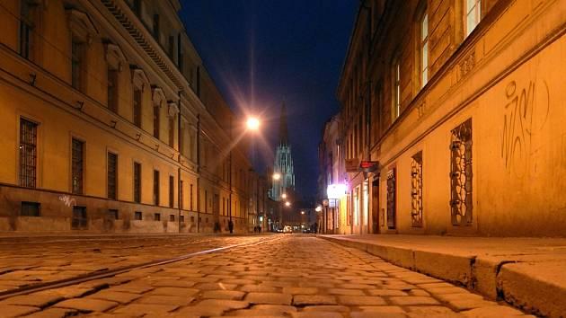 Další dvě ulice v centru města čeká rekonstrukce.