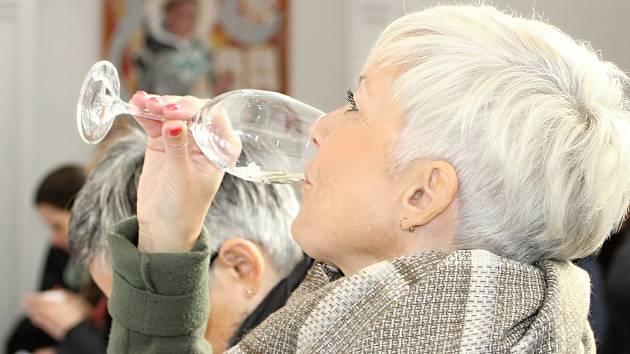 Svatomartinské víno. Ilustrační foto