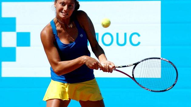 ITS CUP 2012, finále kvalifikace, Ana Vrljičová (Chorv.)