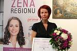 Titul Žena regionu 2017 získala v Olomouckém kraji Milada Sokolová