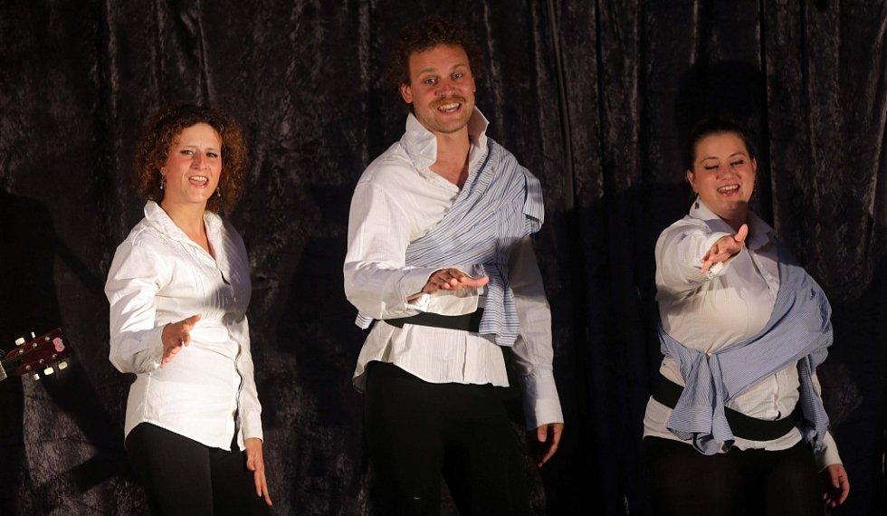 Olomoucké shakespearovské slavnosti  KABARET NAHATÝ SHAKESPEARE