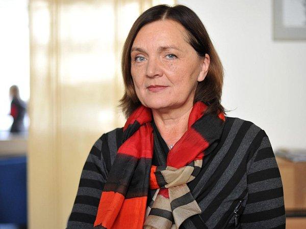 Ředitelka regionálních Deníků na střední a východní Moravě Pavla Bittnerová