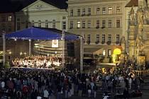 Carmina Burana na Horním náměstí