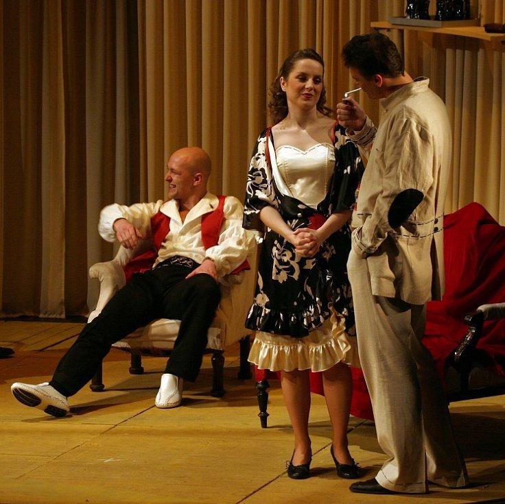 Klasika Agathy Christie na prknech Moravského divadla.