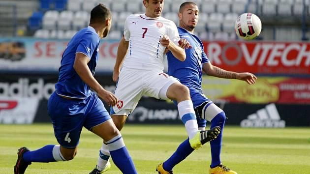 Výběr amaterských hráčů České republiky (Olomoucký kraj) porazil Izrael 3:0