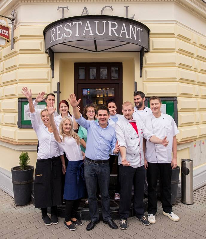 Tacl restaurant, Holešov