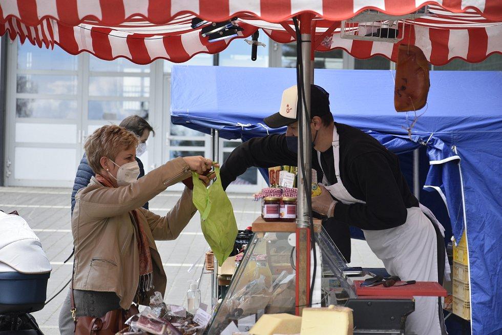 Selské trhy na Výstavišti Flora Olomouc, 7. 5. 2021