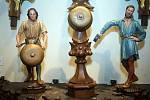 Výstava Olomoucký orloj / 500 let od první písemné zmínky ve Vlastivědném muzeu Olomouc.