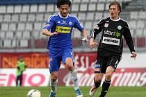 2012: Daniel Rossi (vlevo)