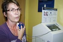 Novinka v oblasti telemedicíny prozradí lékařům Fakultní nemocnice Olomouc vše o srdci pacienta už při jeho příchodu na kliniku