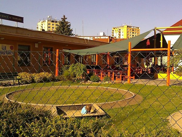 Restaurace UTEMPLÁŘE, Prostějov