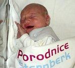 Marie Dostálová, Litovel narozena 2. prosince míra 49 cm, váha 2970 g