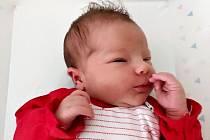 Nikola Štáblová, Pňovice narozena 18. června 2020 míra 49 cm, váha 3070 g