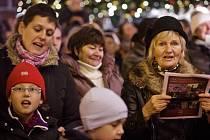 Česko zpívá koledy. Ilustrační foto