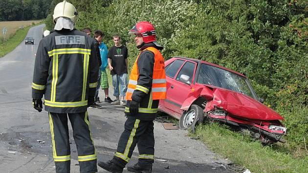 Nehoda u Dolan
