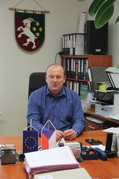 Starosta Drahanovic Tomáš Kroner