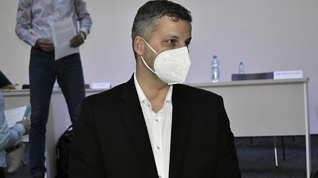 Předseda Ol KFS Daniel Vitonský
