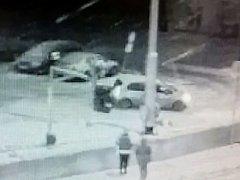 Opilý řidič smykoval nedaleko nádraží Olomouc-město