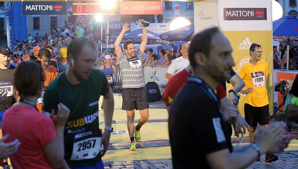 Olomoucký půlmaraton 2019