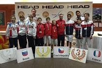 Mistrovství Evropy družstev chlapců do dvanácti let ve Vésce