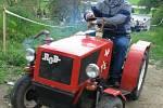 Traktor Cup v Krčmani.