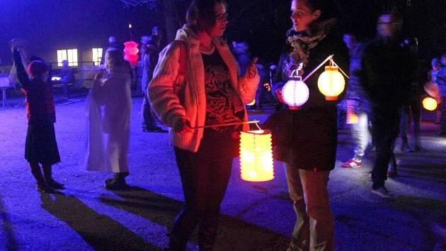 Večer duchů v olomoucké zoo