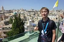 VĚDECKÝ TALENT. Tomáš Heger chce po střední škole na univerzitní studia biochemie.