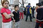 Romové v Kojetínské ulici
