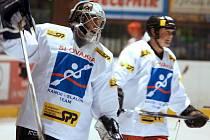 Hokejový zápas vodáků Česko - Slovensko v Olomouci