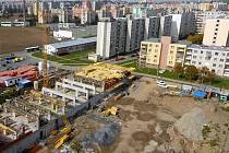 Olomouc zažívá stavební boom.