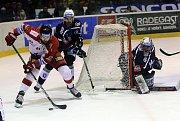 Olomouc vs. Plzeň - 3. čtvrtfinálový zápas