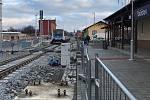 Modernizace a elektrifikace trati Olomouc - Uničov. V prosinci 2019 byla zprovozněna železniční stanice Uničov a úsek žst. Uničov – Uničov zastávka, včetně mostních objektů a propustků a přejezdů