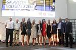 Extraligové volejbalistky a mládežnické týmy Olomouce a Šternberka se setkaly na společenském galavečeruVK UP Olomouc A-tým