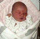 Adéla Špičková, Šternberk, narozena 12. března ve Šternberku, míra 51 cm, váha 3870 g