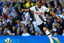 Útočník Tottenhamu Harry Kane