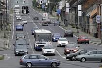 Doprava v Rolsberské.