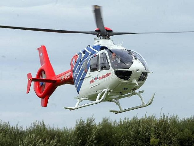 Letecká záchranka Olomouckého kraje