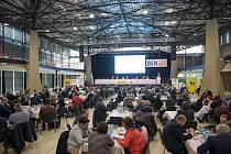 Den malých obcí. Setkání starostů a lidí z ministerstev na výstavišti Flora v Olomouci. Foto: archiv pořadatelů