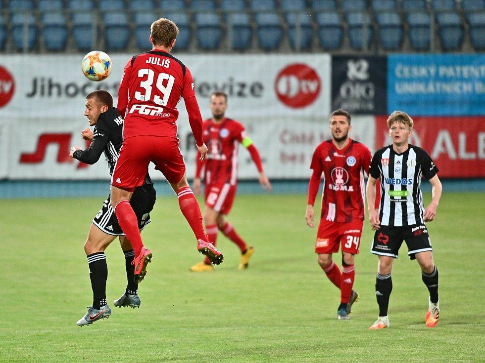 Dynamo České Budějovice - Sigma Olomouc 2:0