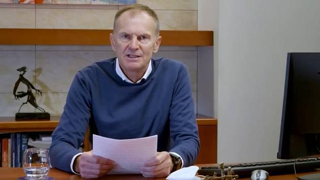 Ředitel Fakultní nemocnice Olomouc Roman Havlík